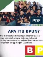 Ppt Sosialisasi Bpun Pati 2015