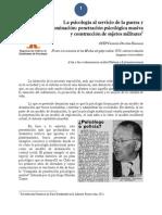 La psicología al servicio de la guerra . Chile.pdf