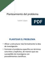 Tesis Planteamiento Del Problema