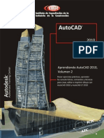 Aprendiendo AutoCAD 2010 Volumen 2