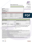 AAM Credit Card Authorisation Form