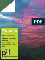 Peaces 10, winter 2015