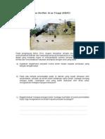 Soalan KBAT Banjir