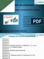 Gestion de Empresas-semana 3-Ppt