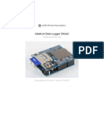 Adafruit Data Logger Shield