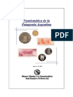 Numismatica de La Patagonia Argentina