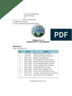 Trabajo 15 - Depreciaciu00d3n y Agotamiento- Grupo 8