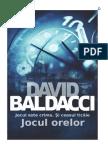 David Baldacci - Jocul Orelor