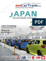 JapaneseCarTrade.com | Volume 2 | Issue 2 | Japan Automobile Industry