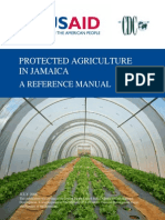 Protected Agriculture in Jamaica; Gardening Guidebook for Jamaica