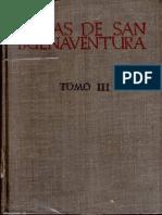 Tomo III Buenaventura