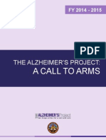 The Alzheimers Project a Call to Arms