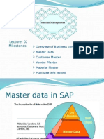 SAP MM Lecture 02_Master Data Overview_09012015