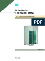 Daikin RYYQ-T7Y1B Databook