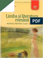 Limba Si Literatura Romana Manual Pentru Clasa a XII a PDF