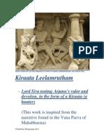 Arjuna and Lord Shiva (in Vana Parva)