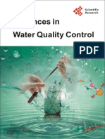 Advances in Water Quality Control