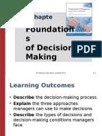 4. Strategic Decision Making