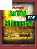 Pembuktian Isra Dan Mikraj