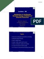 L-06-EQ-Resistant-Design-of RCC Structures