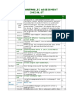b064 student checklist 2014 2015
