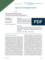 Enfoque Semiologico de Las Patologías de La Piel