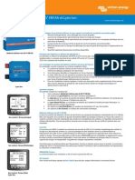 Datasheet Lithium Ion and Lynx Ion FR
