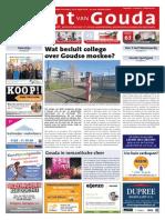 De Krant van Gouda, 5 Februari 2015