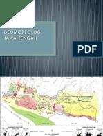 Geomorfologi Jawa Tengah Fix