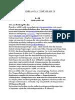 Sejarah Perkaembangan Demokrasi Di Indonesia