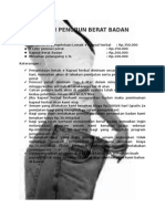 SENAM PENURUN BERAT BADAN.docx