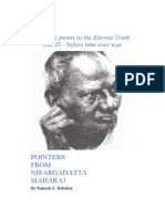 Nisargadatta Maharaj - ebook - Pointers from Nisargadatta - searchable.pdf
