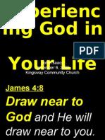 12-06-2009 How Does God Speak to Us
