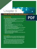 Computer analysis and Visualisation
