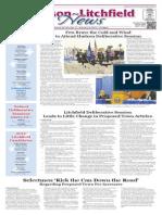 Hudson~Litchfield News 2-6-2015