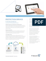 Consultcorp - F-Secure - PSB - distribuidor - Protection Service for Business