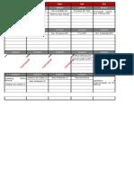 Calendário de Estudos EPD