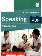 English for Life - Speaking A2 Pre-Intermediate