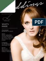 LUPHOTO Nashville Weddings Magazine Display