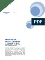 Hallmark Development Agency Co Profile 1