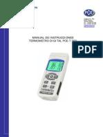 Manual Pce t390