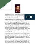 Biografia Michel de Nostredame.doc