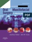Pedlar & Frame - Oral and Maxillofacial Surgery
