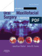 Pedlar & Frame - Oral and Maxillofacial Surgery
