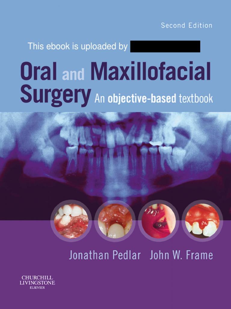 Pedlar frame oral and maxillofacial surgery oral and pedlar frame oral and maxillofacial surgery oral and maxillofacial surgery medical diagnosis fandeluxe Image collections