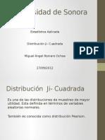 Distribución Ji- Cuadrada