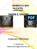 Treinamento Sdh Alcatel
