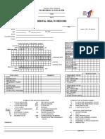 Dental Certificate 2010 Palaro