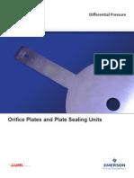 Orifice Plates Product DS