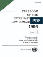 International LAW Comission 1996